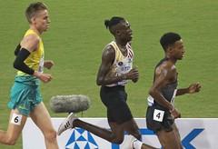 DOH40127 5000m men final kimeli
