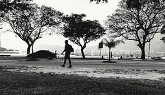 sem brilho (lucia yunes) Tags: praiadebotafogo riodejaneiro mobilephotography cenaurbana fotografiaurbana fotografiaderua streetphotography streetlife lifeinstreet blackandwhite pretoebranco luciayunes streets streetscene