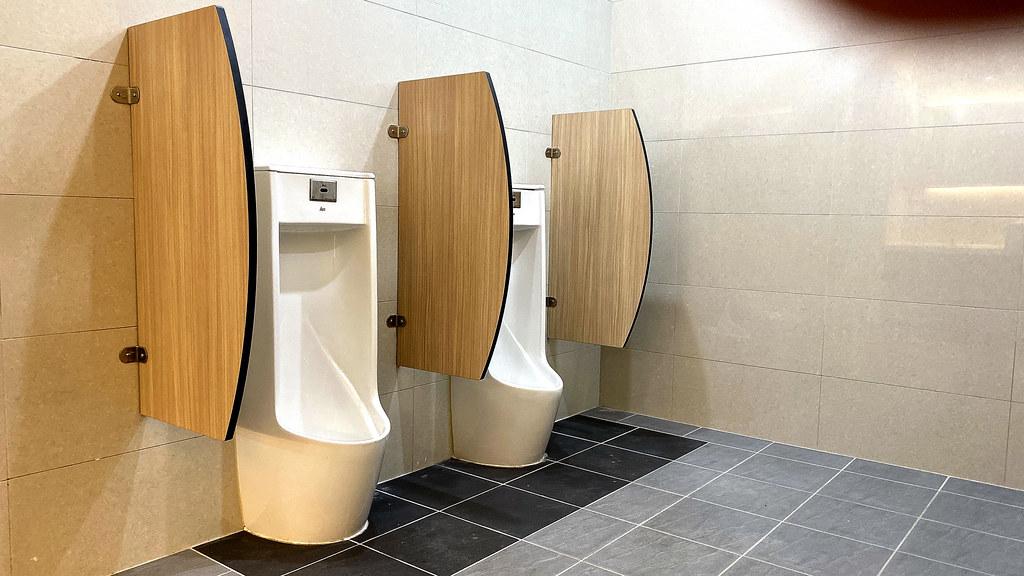 南門中繼市場2F廁所