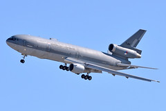 T-264 - 3/14/19 (jrf_aviation) Tags: netherlandsairforce netherlands dutch mcdonnelldouglas dc10 kdc10 kc10 kdc1030cf koninklijkeluchtmacht militaryaviation military tanker nkawtg airforce redflag nellisafb royalnetherlandsairforce landing aviationphotography widebody trijet