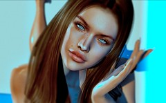 Karen (Katia Lavecchia) Tags: karen angimanners katia skin session avatar secondlife