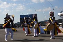 The Seoul International Aerospace and Defense Exhibition kicks off at the Seoul Airport (#PACOM) Tags: seoulinternationalaerospaceanddefenseexhibition seouladex2019 republicofkorea southkorea openingceremony seoul seoulteugbyeolsiseoultukpyo