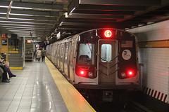 IMG_9261 (GojiMet86) Tags: mta ind nyc new york city subway train 2018 r179 3172 14th street