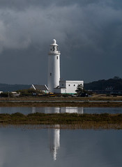 Lighthouse - Hurst Castle (wryneck94) Tags: keyhaven hampshire architecture landscapes
