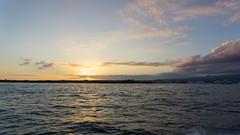 Sunset at the Galapagos Islands (José X) Tags: sunset galapagosislands atardecer sun sol ocean mar water agua light luz sky cielo nature naturaleza ecuador sonyalpha sonya6000