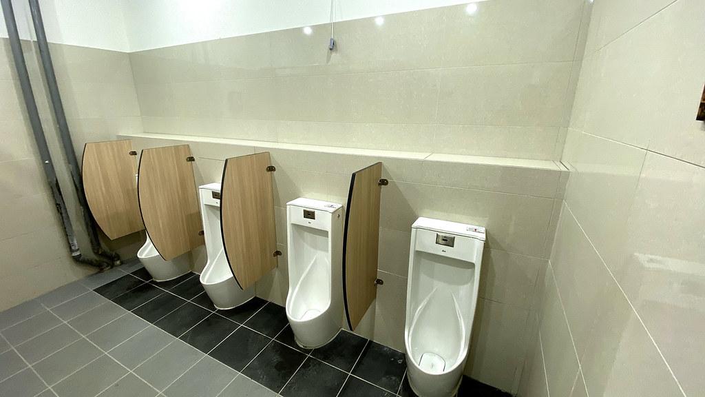 南門中繼市場1F廁所