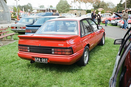 1986 Holden Commodore SS Group A
