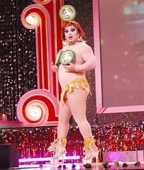 Danny Casillas, Miss Texas-Reba Areba (danimaniacs) Tags: jpi jpistudios losangeles ca unitedstates rebaareba dragqueen misstexas pageant swimsuit competition costume jalapeno bikini