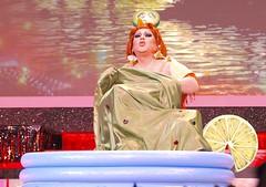Danny Casillas, Miss Texas-Reba Areba (danimaniacs) Tags: jpi jpistudios losangeles ca unitedstates rebaareba dragqueen misstexas pageant swimsuit competition costume pool inflatable