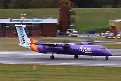 G-JECM ~ 2019-10-11 @ BHX (08) (www.EGBE.info) Tags: gjecm birminghamairport bhx egbb aircraftpix generalaviation aircraftpictures airplanephotos aerroplane aeroplanepictures cvtwings planespotting aviation davelenton httpwwwegbeinfo canoneos800d 11102019 dehavilland dhc8 flybe