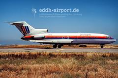 United Airlines, N7071U (timo.soyke) Tags: united boeing airlines n7071u plane airplane aircraft jet flugzeug airliner trijet b727 triholer b72722 dreistrahler