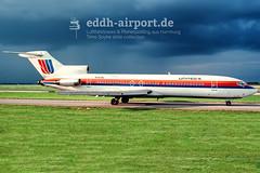 United Airlines, N7630U (timo.soyke) Tags: united airlines boeing b727 b727222 b727200 n7630u jet airliner airplane plane aircraft flugzeug dreistrahler trijet triholer