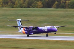 G-PRPJ ~ 2019-10-11 @ BHX (12) (www.EGBE.info) Tags: gprpj birminghamairport bhx egbb aircraftpix generalaviation aircraftpictures airplanephotos aerroplane aeroplanepictures cvtwings planespotting aviation davelenton httpwwwegbeinfo canoneos800d 11102019 dehavilland dhc8 flybe