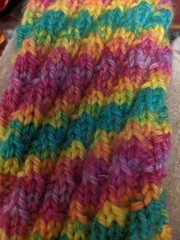 Photo of I can knit a rainbow