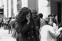 new york people (Samarrakaton) Tags: samarrakaton 2019 nikon d750 viaje travel holidays vacaciones gente people street callejera newyork nyc nuevayork brooklyn eeuu usa estadosunidos woman mujeres byn bw blancoynegro blackandwhite monocromo