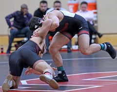 Stanford v Arizona State (Leo Tard1) Tags: canon 5dmarkiv usa ca california wrestling collegewrestling wrestle wrestler male singlet indoor sport athletic athlete sportsfight leotard 2019 stanforduniversity burnhampavilion cardinals arizonastateuniversity sundevils 165lb jaredhill joshshields