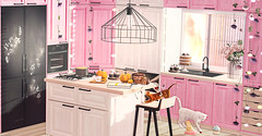 L315 (JoJo Delvalle - Photographer & blogger) Tags: secondlife sl game virtual 3d cute pink astralia uber disorderly elm refuge ariskea halfdeer