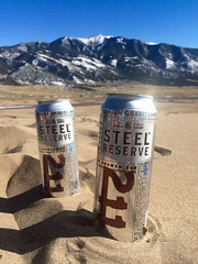 211 Steel Reserve (Toasto) Tags: 211 steelreserve beer beers cans can alcohol liquor beverage drinks lager