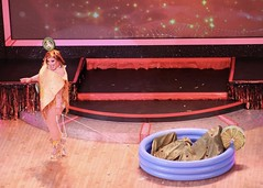 Mike8_10156693657562748_7621342969089490944_o (danimaniacs) Tags: rebaareba dragqueen misstexas pageant swimsuit competition costume nacho pancho pool inflatable