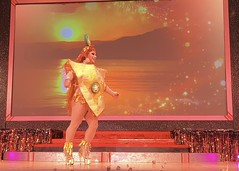 IMG_0390 (danimaniacs) Tags: rebaareba dragqueen misstexas pageant swimsuit competition costume nacho pancho