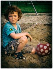 Statisfied futball player (molnarantaldenes) Tags: canong1x családi sonya7 zaza család kerekegyháza selected