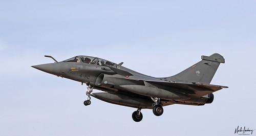 Armee de l'Air Dassault Rafale B 310/4-HC, EC 01.004, TLP 2019-3, Albacete AFB/LEAB