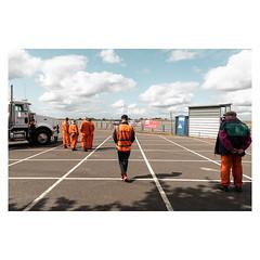 Grid Walk (John Pettigrew) Tags: snetterton lines ordinary d750 imanoot banal racing trucks people observations nikon angles candid 2019 johnpettigrew mundane