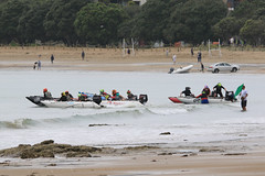 20191012-0B9A0140 (Lxander Photography) Tags: lxander stanmorebay thundercats racing sports water beach wave sea action people boat inflatable wet sky ocean