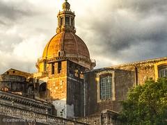 Piazza Dante, Catania, Sicily
