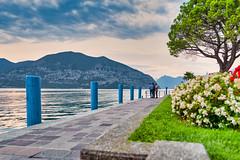 Lago d'Iseo 2019 - Iseo (karlheinz klingbeil) Tags: d850 nikon water wasser see 2470 lago italy italia lake lagoiseo italien tamron2470