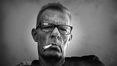 me 050015 (m.r. nelson) Tags: mrnelson marknelson markinaz artphotography portraits people blackwhite bw monochrome blackandwhite