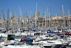 Vieux-Port (thomasgorman1) Tags: boats sailboats marina port vieuxport marseille france travel europe buildings nikon