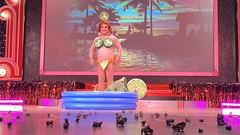 IMG_3125 (danimaniacs) Tags: rebaareba dragqueen misstexas pageant swimsuit competition costume jalapeno bikini