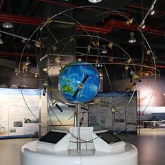 Chinese Satlites (NTG842) Tags: beijingchina beijingairspacemuseum beihanguniversity beijing aerospace museum