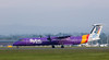 G-FLBC Dash 8, Edinburgh