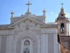 Saint-Ferréol (thomasgorman1) Tags: church catholic france marseille historic street nikon cross architecture gothic 1400s