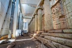 Temple of Apollo Epicurius (Ioannisdg) Tags: archaeologicalsitebassae ioannisdg oichalia travel flickr greece easter2019 messenia ioannisdgiannakopoulos peloponnese skliros peloponneseregion
