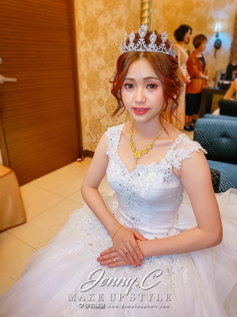 【新秘蓁妮】bride 婉瑩 結婚造型 / 華麗公主,夢幻仙女