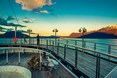 Norway 4am (Tony Shertila) Tags: cruise europe pig utne hordaland norway 20170414044920 cmv fjord eidfjord deck hip astoria