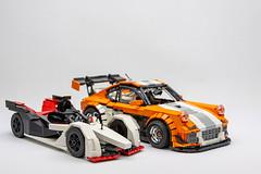 2019 LEGO® Porsche 99X Electric
