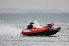 20191012-0B9A0132 (Lxander Photography) Tags: lxander stanmorebay thundercats racing sports water beach wave sea action people boat inflatable wet sky ocean
