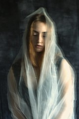 Iconic (Claudio Turetta) Tags: portraitmood portrait surreal art awesome amazing white blurred flckr girl woman quiet colors canon canon6d canonphotography