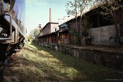 The Fall of Industry (gregador) Tags: newcastle industry railroad loadingdocks decayed abandoned urbex urbanexploring urbanexploration