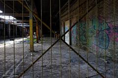 X (gregador) Tags: newcastle industry gate decayed abandoned urbex urbanexploring urbanexploration