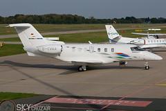 D-CVAA PC-24 15OKT2019 (Skycruzair) Tags: pilatus pc24 vwairservice volkswagen air service pilatuspc24 brandnew reouteproovingflights hannover haj eddv