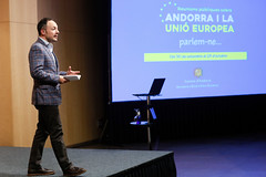 Reunió pública Andorra -UE a Andorra la Vella.17-10-2019 (Govern d'Andorra) Tags: acorddassociació andorra andorralavella espot pública riba ue