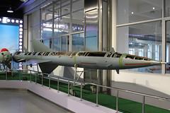 Surface to Air missile (NTG842) Tags: beijingchina beijingairspacemuseum beihanguniversity beijing aerospace museum