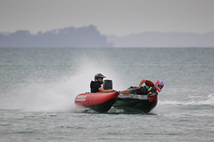 20191012-0B9A0130 (Lxander Photography) Tags: lxander stanmorebay thundercats racing sports water beach wave sea action people boat inflatable wet sky ocean