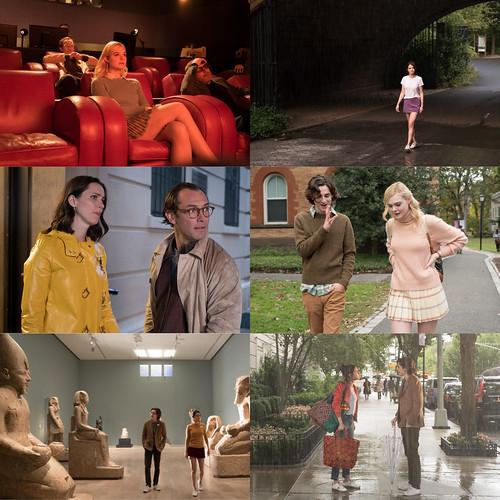 A Rainy Day in New York, 2019 @ Woody Allen / Дождливый день в Нью-Йорке