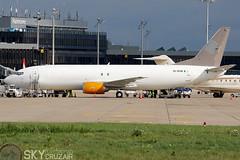 EI-STM B734 01OKT2019 (Skycruzair) Tags: boeing b737400f asl airlines cargo freighter hannover haj eddv